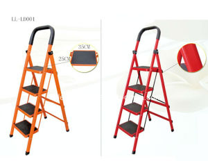 Hot Sale Strong 3 Meter Super Aluminum Ladder with En131 Approved Ladder pictures & photos