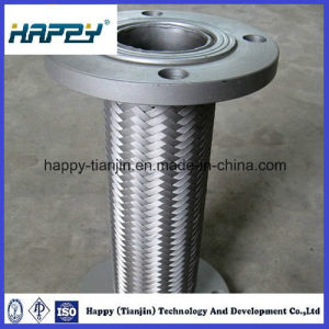 Stainless Corrugated and Braided Flexible Metal Hose pictures & photos