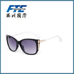 Wholesale Custom Logo Promotional Fashion Plastic Brand Glasses pictures & photos