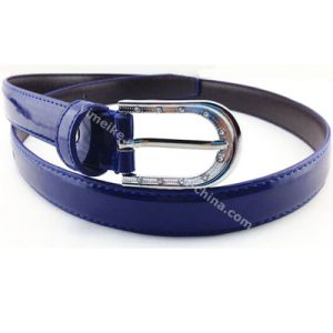Hot Selling Popular Women Skinny Belts pictures & photos