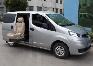 Turning Seat and Swivel Car Seat for Van Loading 120kg pictures & photos