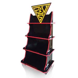 Retail Display Rack, Pop Cardboard Floor Display, Store Rack pictures & photos