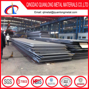 Nm360 400 500 Hot Rolled Wear Resistant Steel Plate pictures & photos