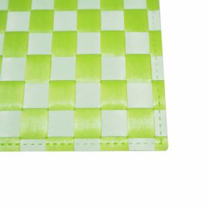 Two Colors PP Woven Placemat for Tabletop pictures & photos