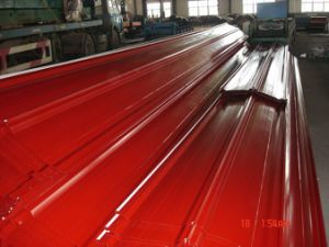 Dx51d Color Coated Roofing Sheet pictures & photos