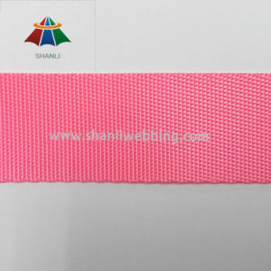 Twill Polyester Webbing Made in China pictures & photos