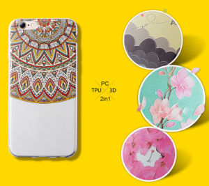 Custom Design UV Printing PC/TPU Mobile/Cell Phone Cover//Case for iPhone pictures & photos