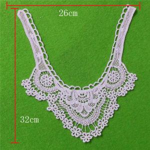 Cloth Decoration Cotton Lace Collar (cn117) pictures & photos