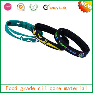 CE Approved Protective Silicone Love Bracelet