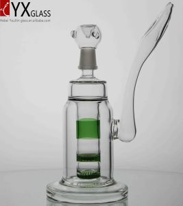 Mobius Glassworks Smoking Glass Water Pipe pipes with Matrix Perc pictures & photos