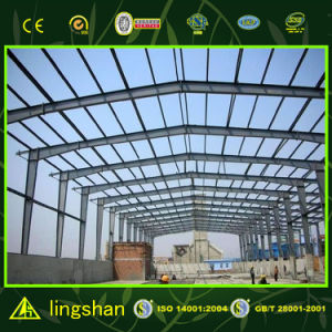 Prefabricated Moudlar Grain Warehouse Building pictures & photos
