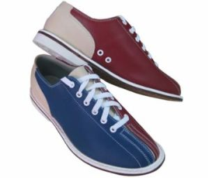 Genuine Leather Rental Bowling Shoes pictures & photos