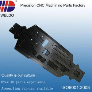 OEM Black Nylon Precision Milling CNC Machining Parts pictures & photos