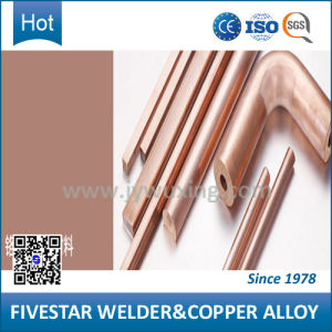 Copper Welding Electrode Spare Parts