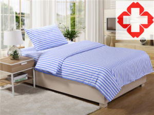 Comfortable and Soft Hospital Polyester /Cotton Bedding Duvet Cover (set) pictures & photos