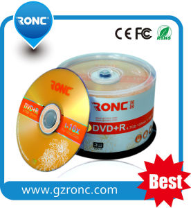 2017 Ronc Brand Blank DVD-R 16X 4.7GB pictures & photos