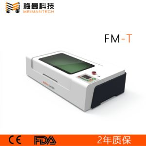 Wood or Acrylic CNC Laser Engraving Cutting Machine FM-T0605 pictures & photos