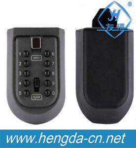 Wall Mounted Push Button Digital Key Safe Box (YH9201) pictures & photos