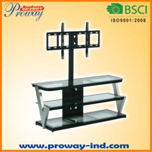 "Glass TV Stand for 32""-60"" pictures & photos"
