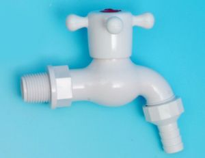 PP Plastic Water Tap with Mouth, PP Basin Faucet, pictures & photos