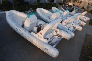 """22ft 4"""" 14 Person Rigid Inflatable Boat Rib680b in Hot Sale"""