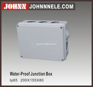 IP55 or IP65 Waterproof Electrical Junction Box pictures & photos
