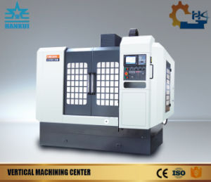Vmc550L China Metal Turret Milling Machine pictures & photos