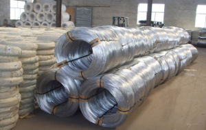 Professional Manufacture Hot Dipped Galvanized Wire with Factory Price pictures & photos