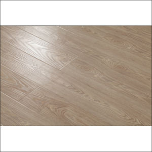 12mm AC4 Eir Laminate Flooring with V-Groove pictures & photos