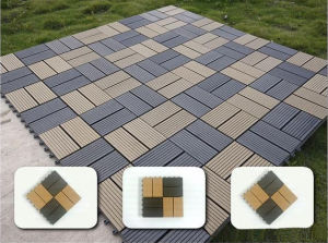 High Quality Outdoor Composite WPC Decking Flooring DIY pictures & photos