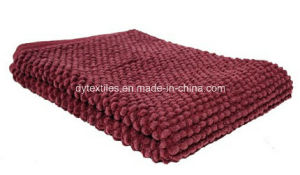 Home Fashions Popcorn Bath Rug, Cabernet pictures & photos