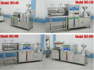 Factory Price Tofu Making Machine with Stainless Steel pictures & photos