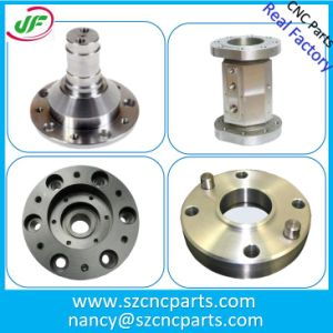 Polish, Heat Treatment, Nickel, Zinc, Tin, Silver, Chrome Plating Machine Parts pictures & photos