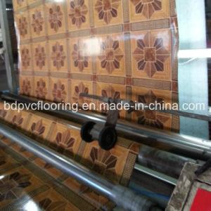 Hot Sale Plastic Lamiate Linoleum Flooring pictures & photos