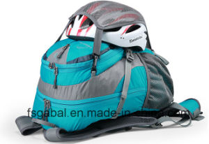 Outdoor Nylon Sports Backpack for Cycling Traveling Camping Hiking pictures & photos