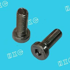 Pan Hex Head Machine Bolt