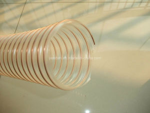 Polyurethane Antistatic Hose with Copper Wire pictures & photos