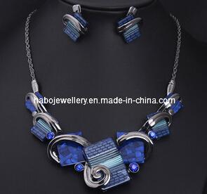 Big Stone Jewelry Set/Fashion Jewelry Set (XJW13203) pictures & photos