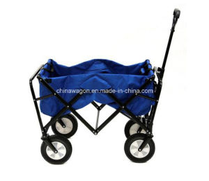Blue Color Folding Wagon pictures & photos