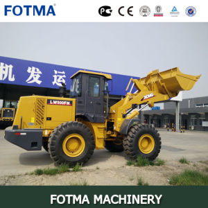 Good Price XCMG Wheel Loader Lw500f pictures & photos