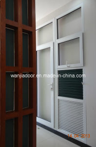 UPVC Fixed Shutter Door