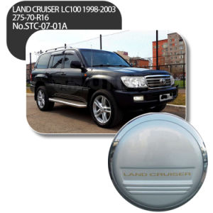 Baik′s Spare Tyre Cover for Toyota Land Cruiser LC100 275-70-R16 (STC-07-01A)