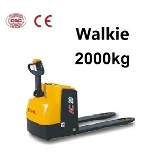 2 Ton Small Electric Pallet Truck (CBD20-150) pictures & photos