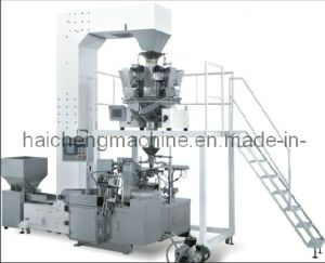 10g-2000g Automatic Paticles Packaging Machine for Nuts Dxd-420c pictures & photos