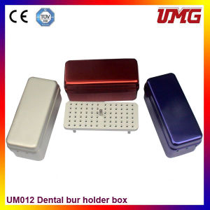 China Supplier Slow Speed Bur Endo Box Dental File Holder pictures & photos