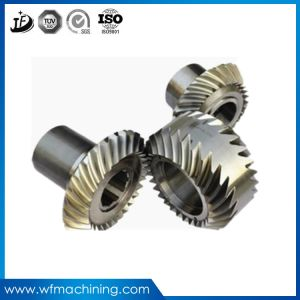 OEM Forging Truck/Tractor Transmission Gear Helical Gear Drive Gear pictures & photos