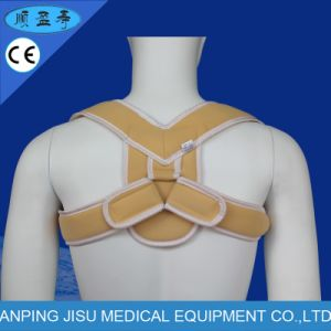 Soft Breathable Back Clavicle Support Brace pictures & photos