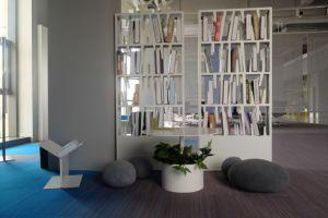 Uispair Modern Office Home Garden Decoration Round Steel Flower Pot pictures & photos