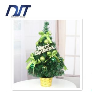 Bow Bonsai Small Christmas Tree Luxury Package Tree Wholesale pictures & photos