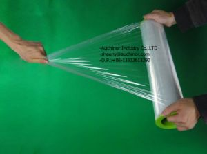 Polyolefin Packing Plastic Film Stretch Film pictures & photos